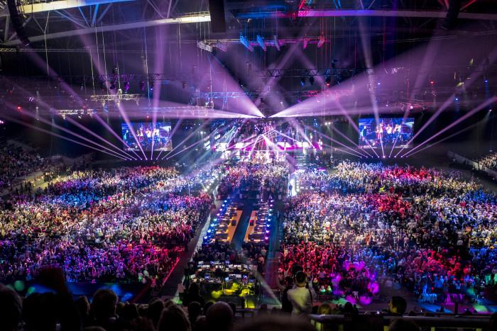 Melodifestivalen 2016 till Malmö Arena