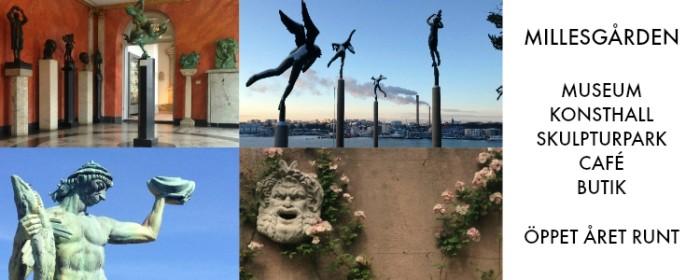 Millesgården har valts ut av TripAdvisor som en vinnare i Travellers' Choice Awards för Sveriges museer 2015